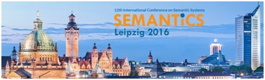 12th International Conference on Semantic Systems